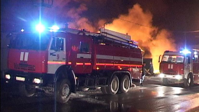 Во Владивостоке на месте взрыва найдено тело мужчины