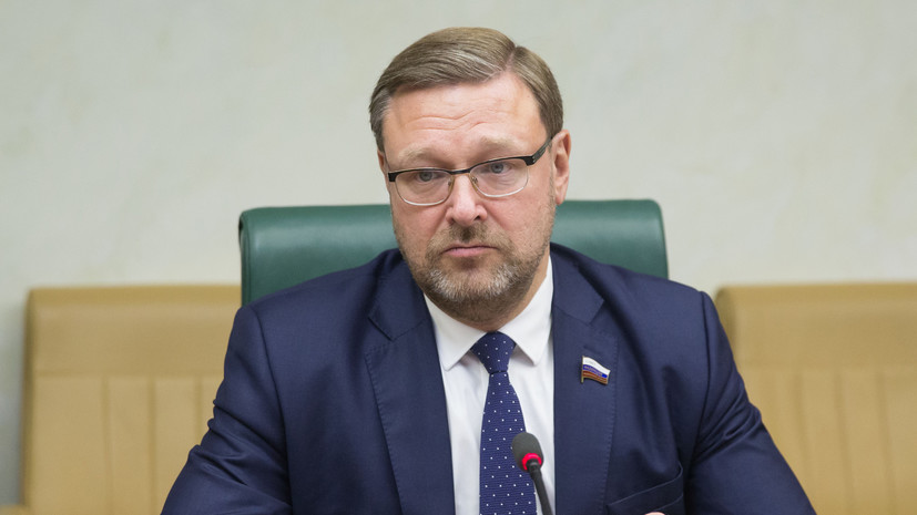 Косачёв оценил резолюцию ПАСЕ с претензиями в адрес России