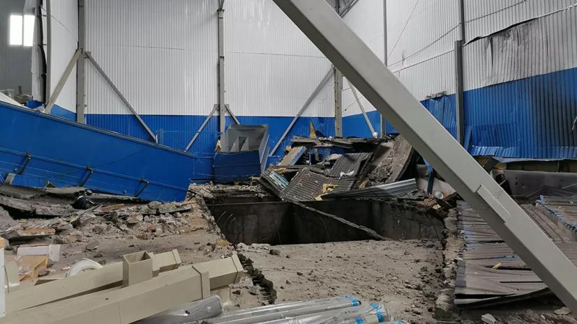Прокуратура проверит предприятие после взрыва в Мценске