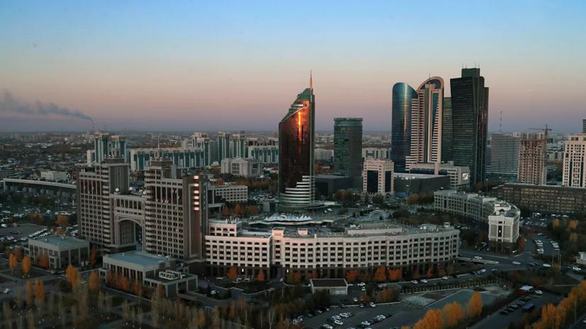 Казахстан усиливает санитарный контроль на границе из-за коронавируса