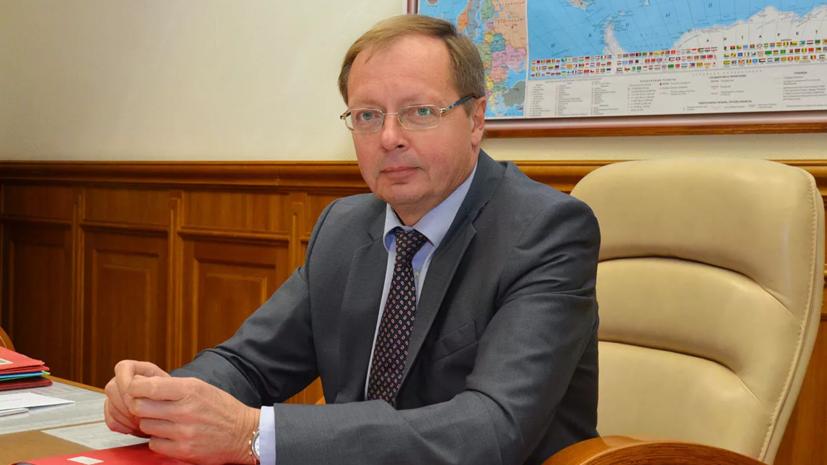 Посол России рассказал о философском характере разногласий с Британией