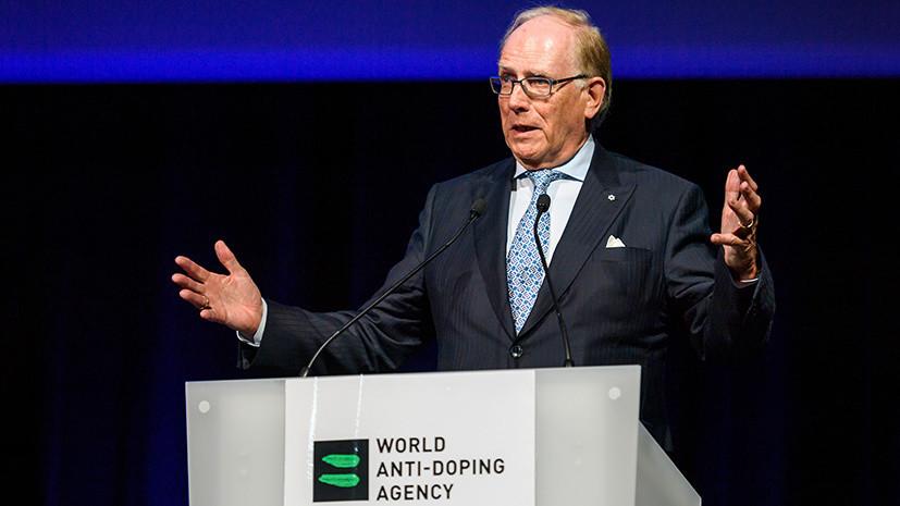 Возвращение профессора: Макларену поручили расследовать допинг-скандал в тяжёлой атлетике