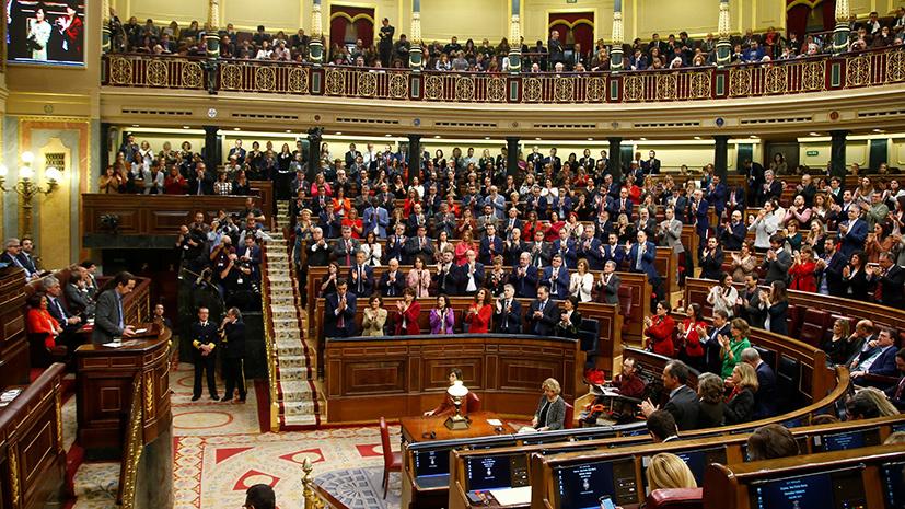 Конец политического кризиса: Педро Санчес избран премьер-министром Испании