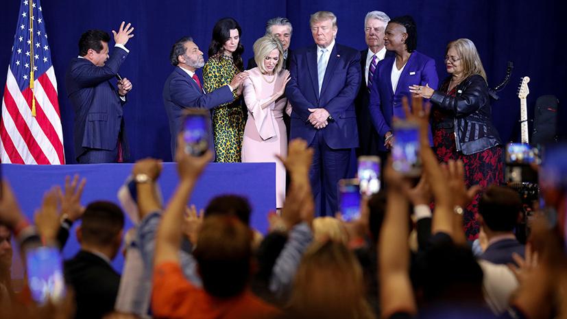 «Партии находятся в кризисе»: почему Байден сохраняет лидерство среди кандидатов-демократов