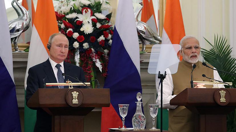 Комплексное давление: зачем Вашингтон заявил о риске применения санкций против Индии за покупку С-400