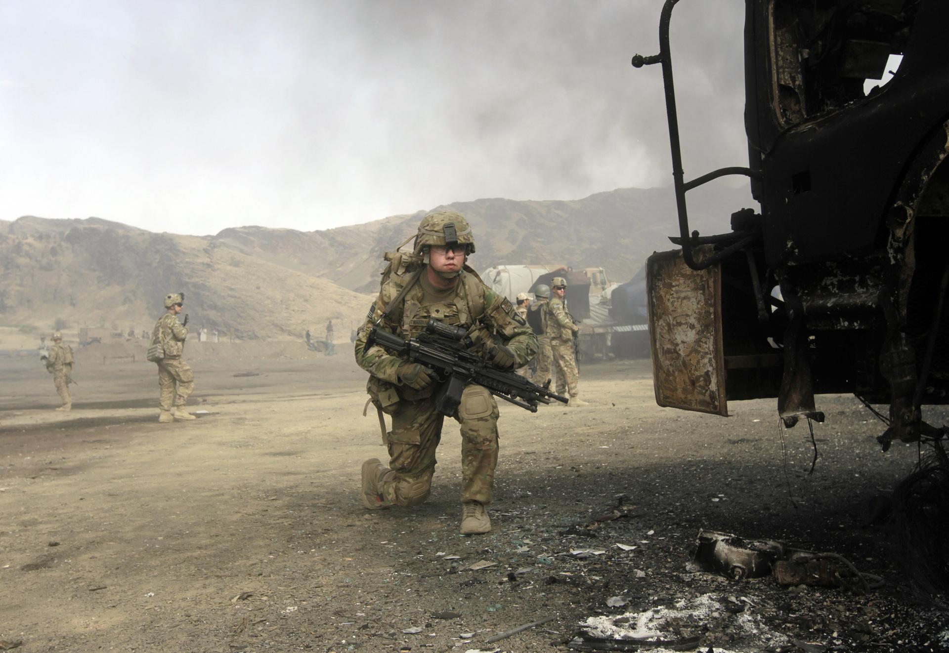 Самая долгая война в истории США: почему Белый дом заявил о планах сократить присутствие в Афганистане