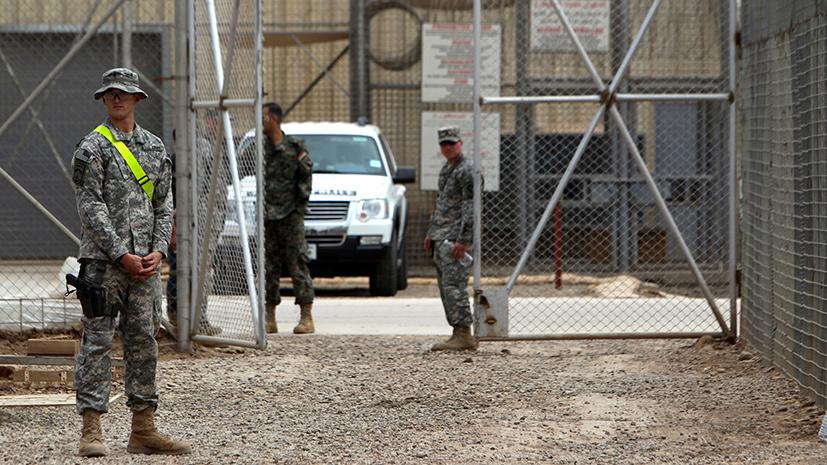 Новый удар: военная база США в Ираке подверглась ракетному обстрелу