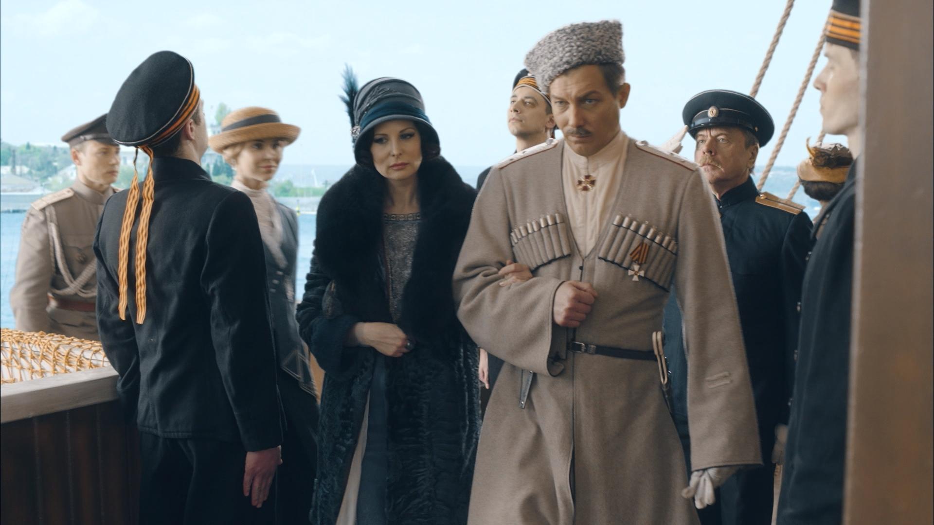 Поэтический шпионаж: на ТВ выходит сериал, основанный на истории русской разведчицы Елены Феррари