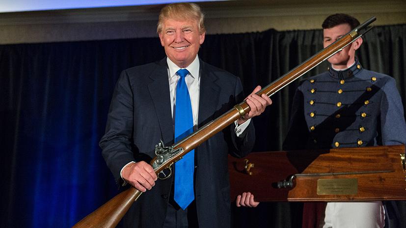 Вопрос торговли: к каким последствиям могут привести новые правила экспорта стрелкового оружия из США