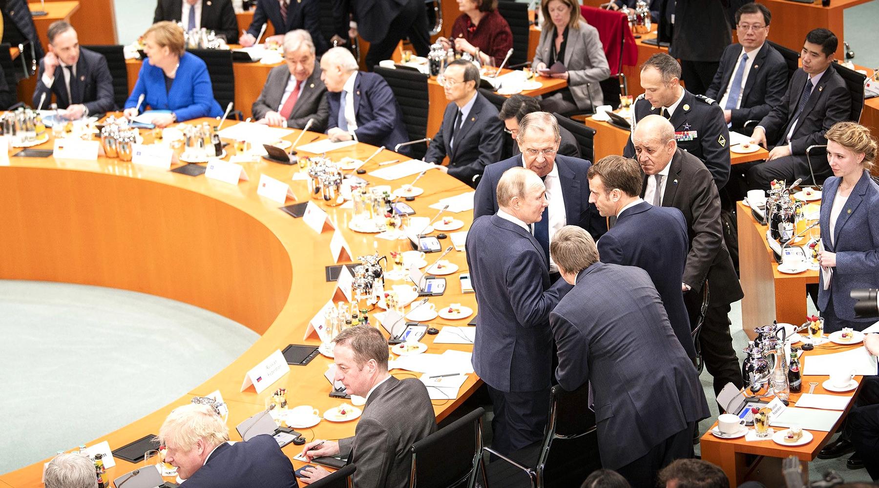 «Согласован достаточно подробный документ»: как прошла конференция по Ливии в Берлине