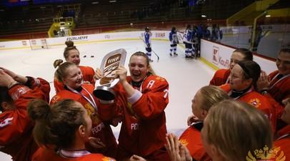 Третьяк предложил привлекать хоккеисток в национальную сборную на этапы Евротура