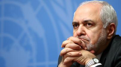 Глава МИД Ирана обсудил с Генсеком ООН убийство генерала Сулеймани