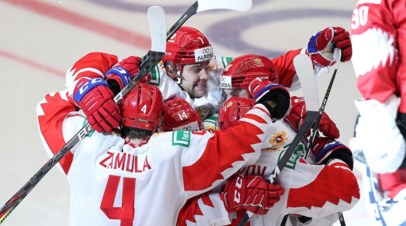 Опубликован видеообзор финального матча МЧМ по хоккею 2020 года