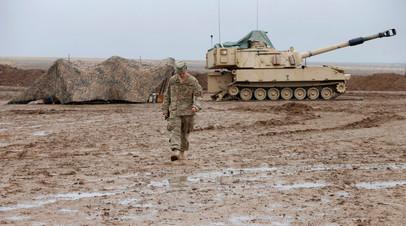 «Ограничили передвижения коалиции»: Ирак начал подготовку к выводу иностранных войск