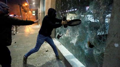 Погромы в Бейруте, Личан