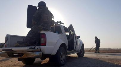 Около 150 боевиков попытались атаковать позиции сирийской армии