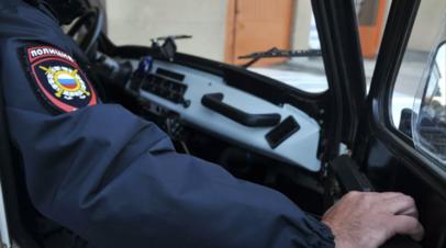 В Саратовской области задержали водителя попавшего в ДТП микроавтобуса