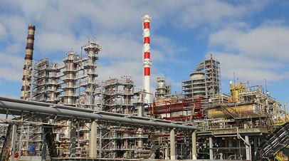 Комбинированная установка каталитического крекинга ОАО «Мозырский нефтеперерабатывающий завод»