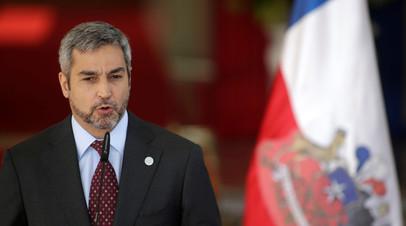 Минздрав Парагвая не исключил лихорадку Денге у президента республики
