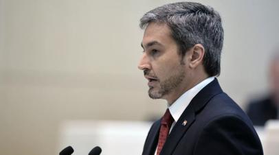 Минздрав Парагвая подтвердил лихорадку денге у президента республики