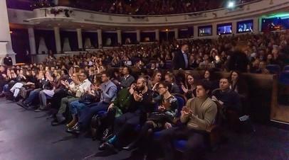 Мюзикл «Стиляги» Театра наций откроет программу фестиваля премии «Золотая маска»