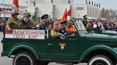 В Удмуртии рассказали об организации поездки ветеранов на парад Победы в Москву
