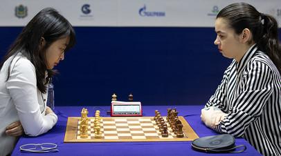 «Имела шансы на победу»: Горячкина уступила Вэньцзюнь на тай-брейке матча за звание чемпионки мира по шахматам