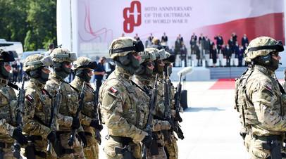 Мероприятия в Варшаве, приуроченные к 80-летию начала Второй мировой войны