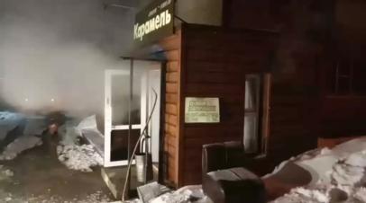 Прокуратура внесла представление мэру Перми после ЧП в отеле «Карамель»