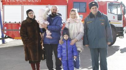 В Ростовской области предложили наградить мужчину, спасшего пожилую пару при пожаре