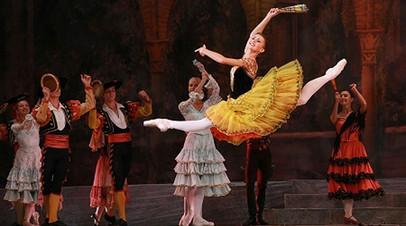 Театр «Кремлёвский балет» представит в феврале спектакли о любви