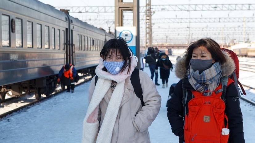 «Находится под наблюдением»: в Забайкалье рассказали о состоянии заразившегося коронавирусом туриста