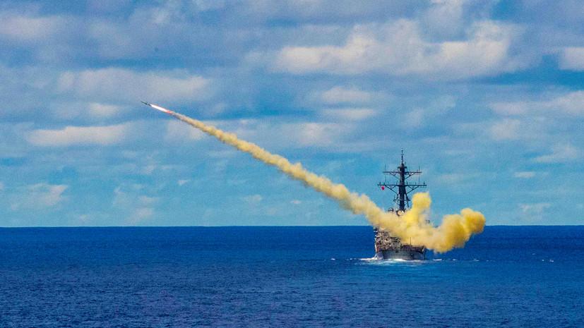 Американские гонки: глава ВМС США сравнил преимущество России в сфере гиперзвука с запуском СССР первого спутника