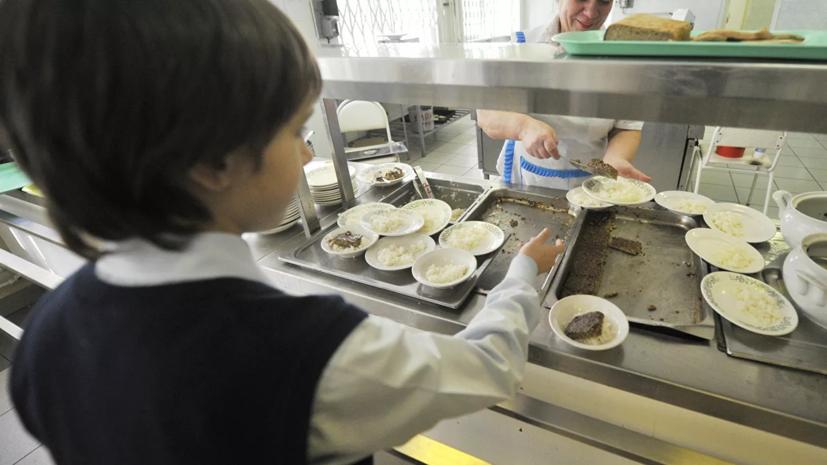 В Госдуму поступили инициативы Путина по поводу питания школьников