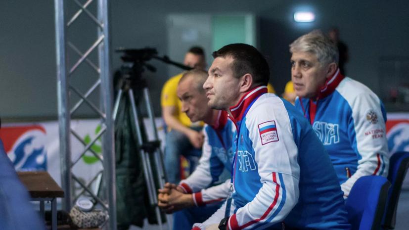 Кравцов считает нападение боксёров на сотрудника Росгвардии ударом по имиджу сборной