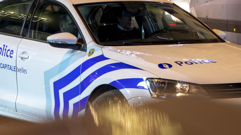 СМИ: Неизвестный с ножом напал на прохожих в Генте
