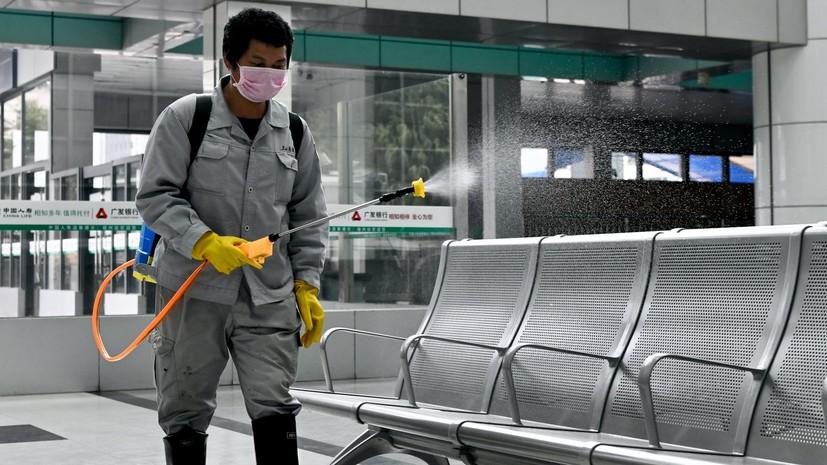 Земан заявил о готовности Чехии помочь Китаю в борьбе с коронавирусом
