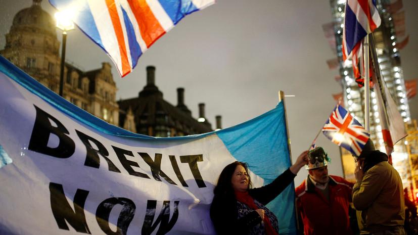 Посол исключила влияние брексита на отношения Британии с Россией