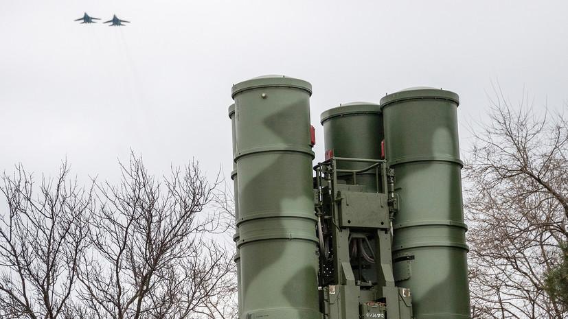 В Минобороны рассказали о поставках ПВО С-500 в российскую армию