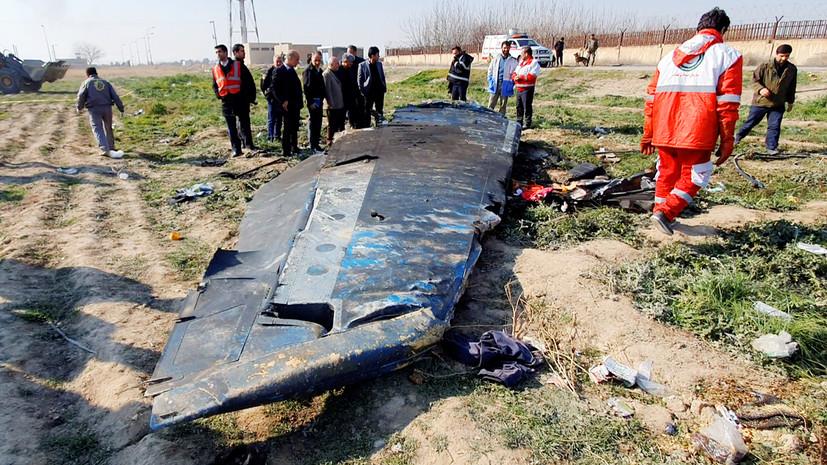 «Будем давить, чтобы выплаты были больше»: Украина потребует увеличения компенсаций от Ирана за сбитый Boeing
