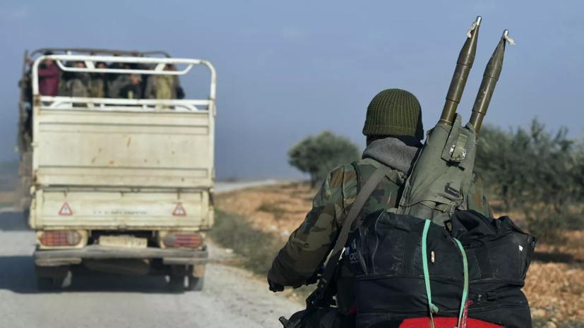 ЦПВС прокомментировал обстрел турецких военных в Сирии
