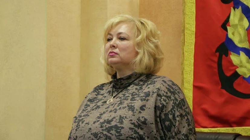 Бывшая глава Керчи попросила прекратить травлю её детей