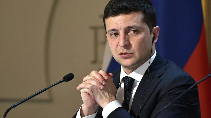 Замсекретаря СНБО Украины назвал ошибку команды Зеленского