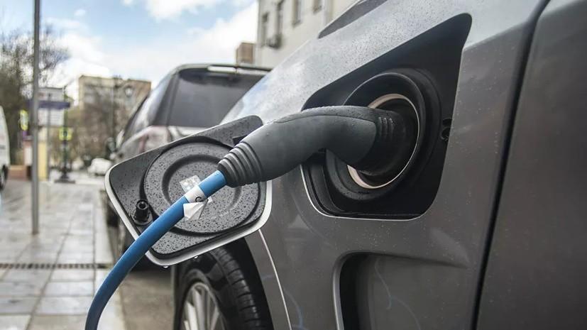 Эксперты рассказали о росте числа заправок для электромобилей в России