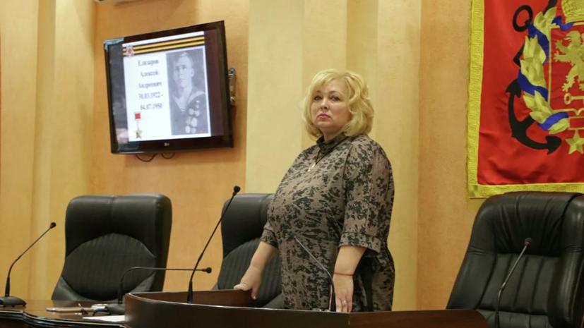Крымские власти прокомментировали отставку главы Керчи