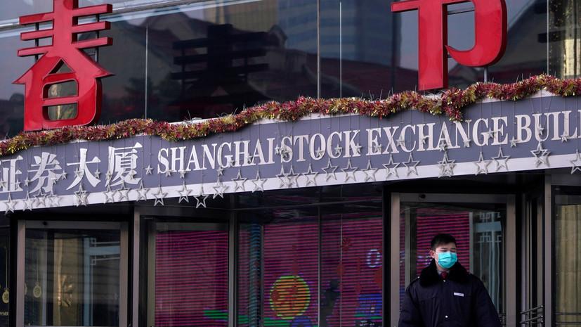 Эксперт прокомментировал обвал на китайских биржах