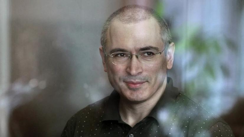 Бывший юрист ФБК Серуканов рассказал о сотрудничестве фонда с Ходорковским