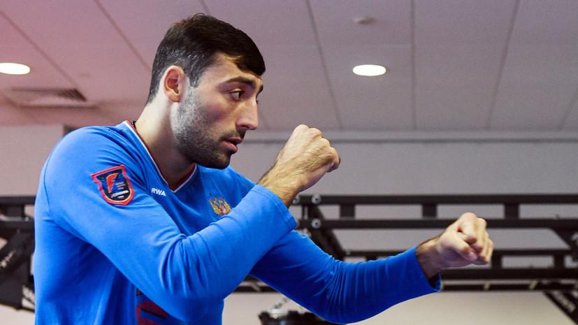 Арестованный боксёр Кушиташвили исключён из сборной России