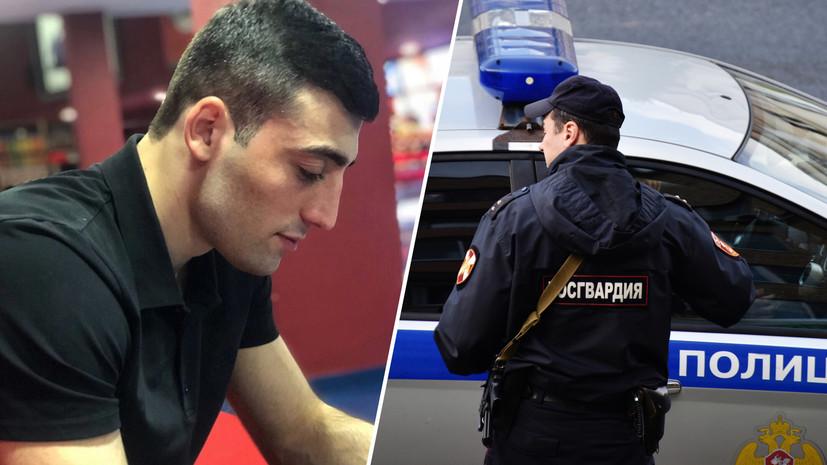 Дело по двум статьям: суд арестовал подозреваемого в нападении на росгвардейца боксёра Кушиташвили