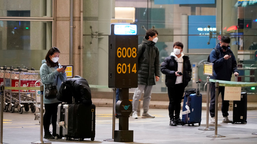 Росавиация назвала число выполняющих рейсы в КНР авиакомпаний России